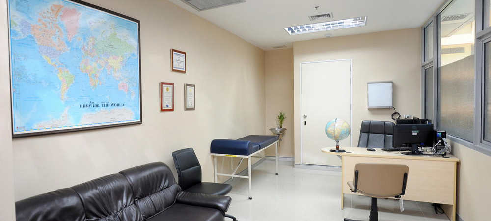 Inside our travel clinic